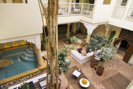 Riad and Lodge in Marrakesh Terre des Etoiles